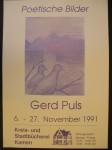 Gerd Puls Poetische Bilder 1991