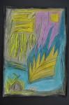 Gerd Puls Gelbe blaue Felder